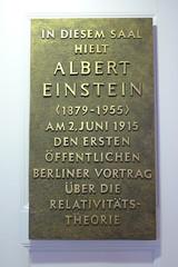 Relativitätstheorie: Albert Einstein