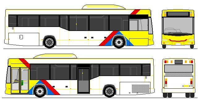 Scania K230ub 4x2 Euro V Custom Coaches Cb60 Evoii Ade