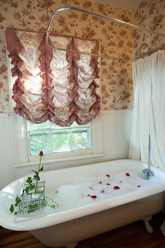 The Rose Room Tub After | by PoplarHill