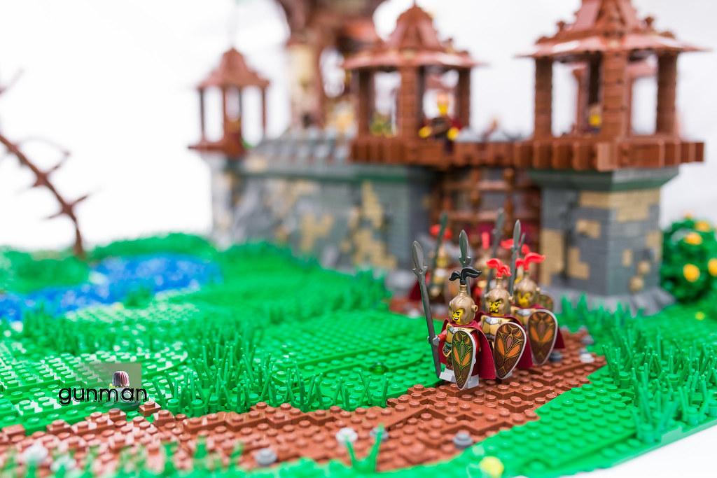 [Guilds of Historica]: Egnatia Fortress  13539804333_407d49a5fb_b