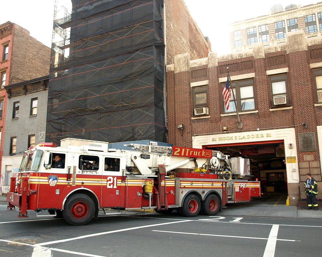 Hell S Kitchen Fdny