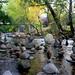 Cairns in the Creek -- 2