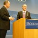 Donilon and Talbott at Brookings - November 22, 2011