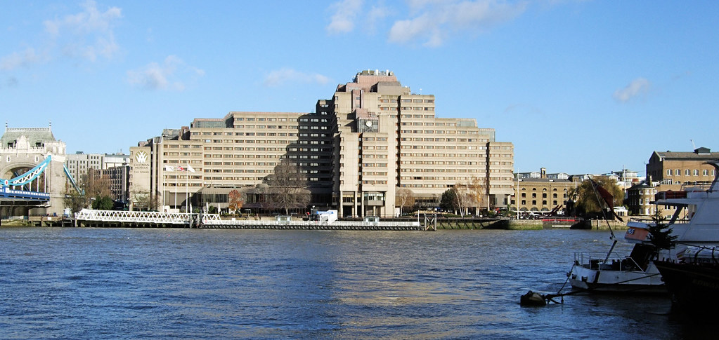 Guoman Tower Hotel St Katharines Way London Ew Ld