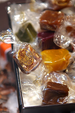 caramels from Henri Le Roux | by David Lebovitz