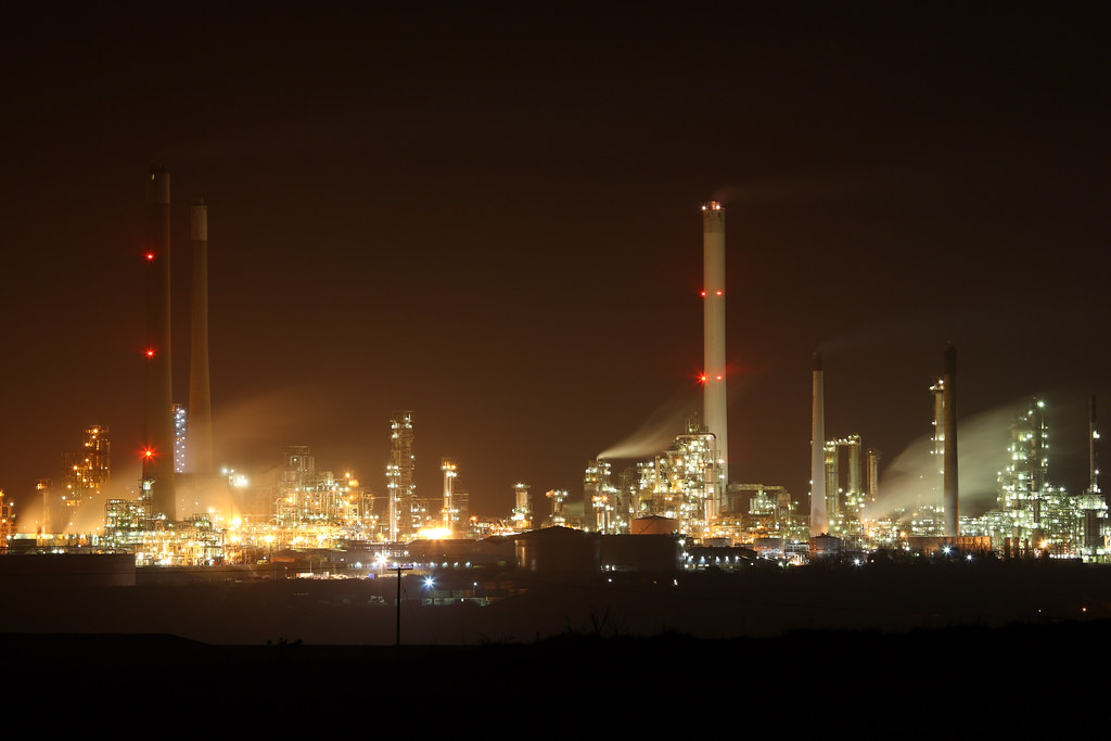 Pembroke Oil Refinery ...