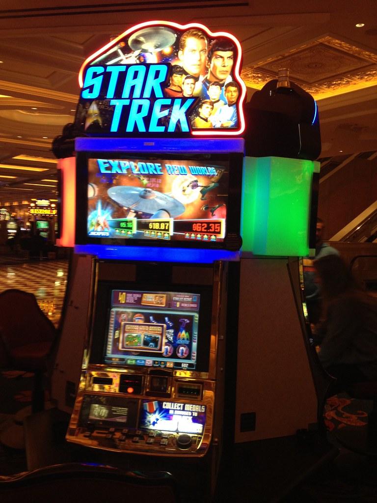 Star Trek Slot Machines