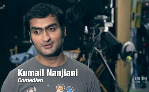 "Kumail Nanjiani on ""The Nerdist: Year in Review"" 