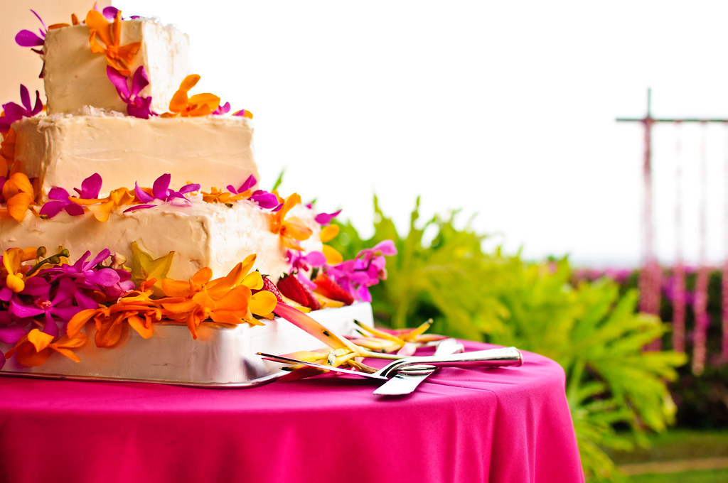 hawaiian wedding cake with mix hawaiian wedding cake mo s wedding cake creation at 15133