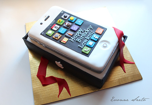 Iphone Cake Last Minute Rush Order I Think It Turned