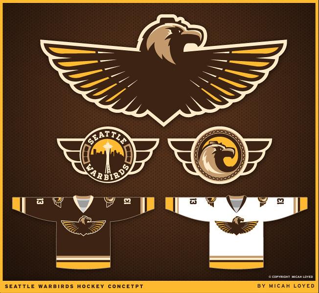 Seattle Warbirds Sportdrawn Flickr