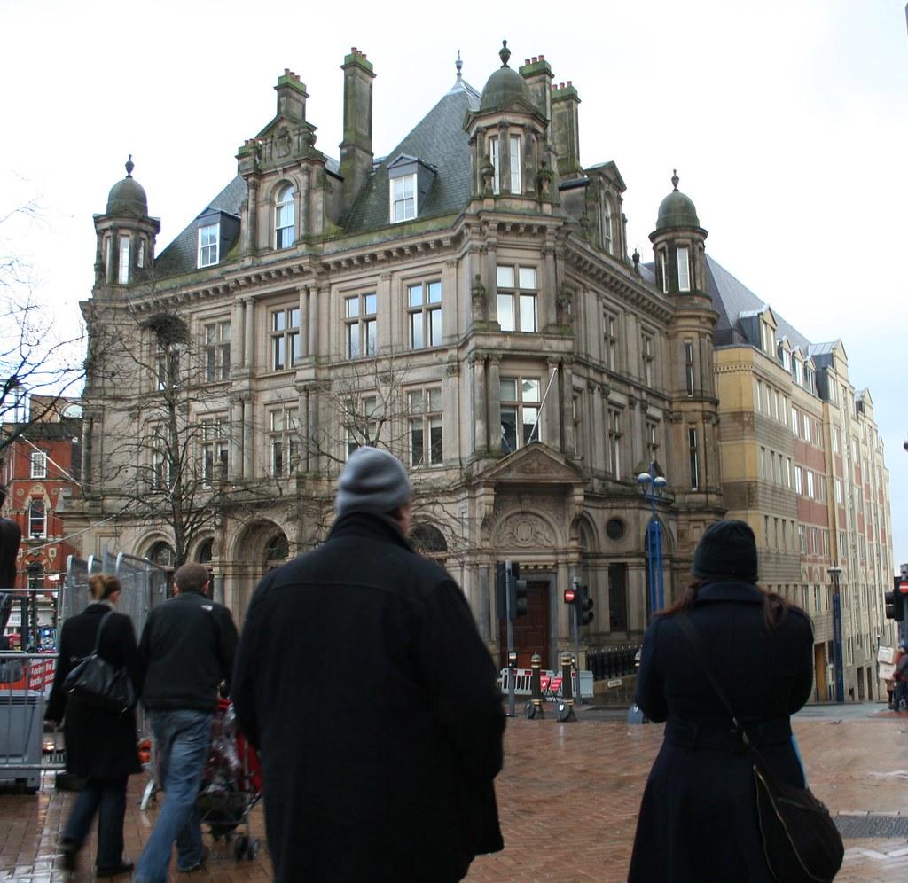 Victoria Square House  Birmingham UK  Victoria Square