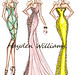 Fashion Elite collection: Donatella Versace by Hayden Williams