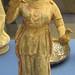 Canosa, statuetta di una donna con anatra e conchiglia, 270-200 CE