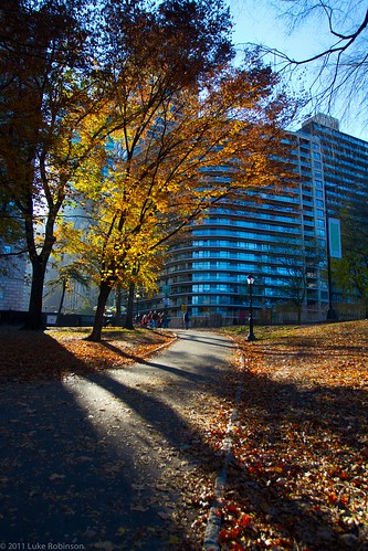 Central Park South - Autumn Colors | by Luke Robinson