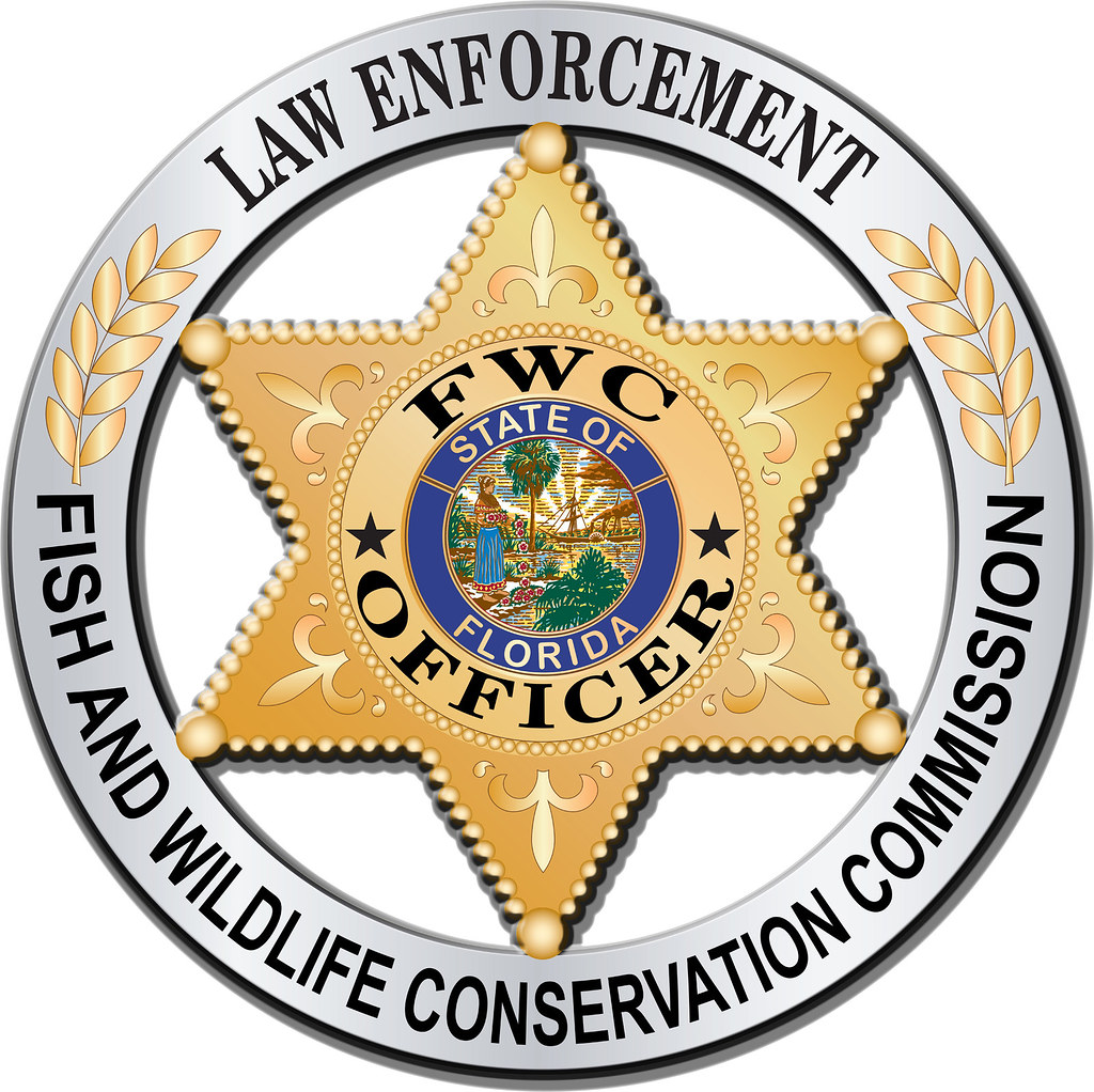 Law enforcement badge fwc mission statement protecting for Florida fish and wildlife officer