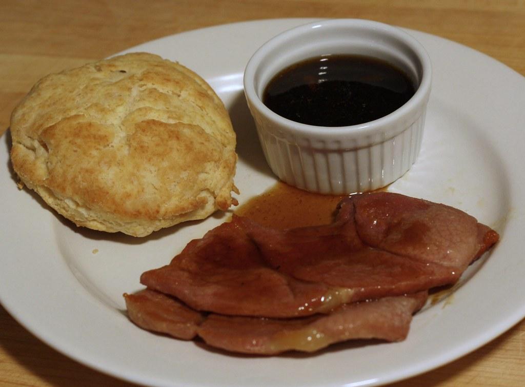 Country Ham with Red Eye Gravy | Mick Telkamp | Flickr