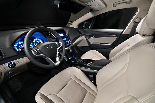 Hyundai I40 Interior This Image Is Lit With One Nikon Sb