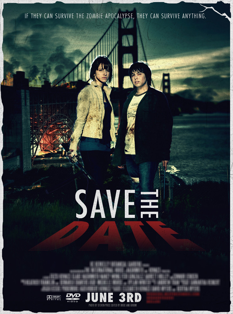 Save the date online movie