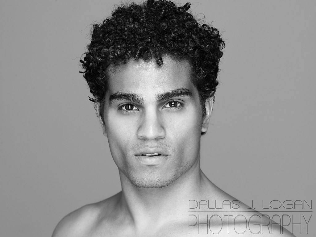 Dominican Hair Style: Model: Rhadames Villafana