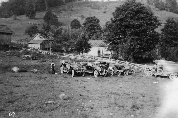 Camp Witt 1918 Thf76120 The Witt Farm Near Tazewell
