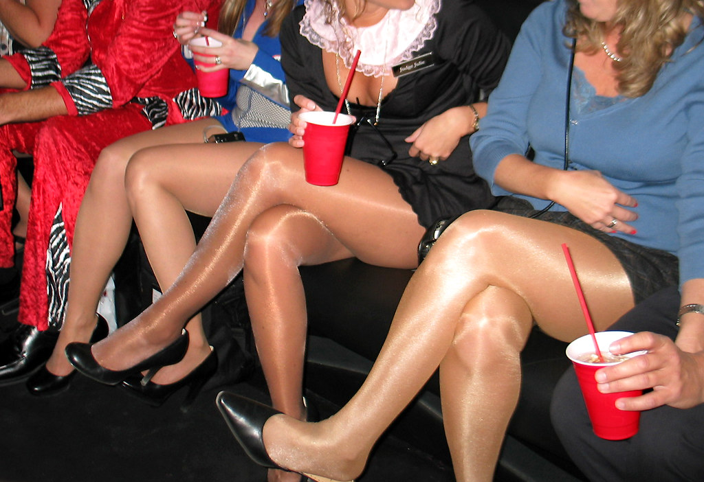 For Fun Pantyhose Parties 98