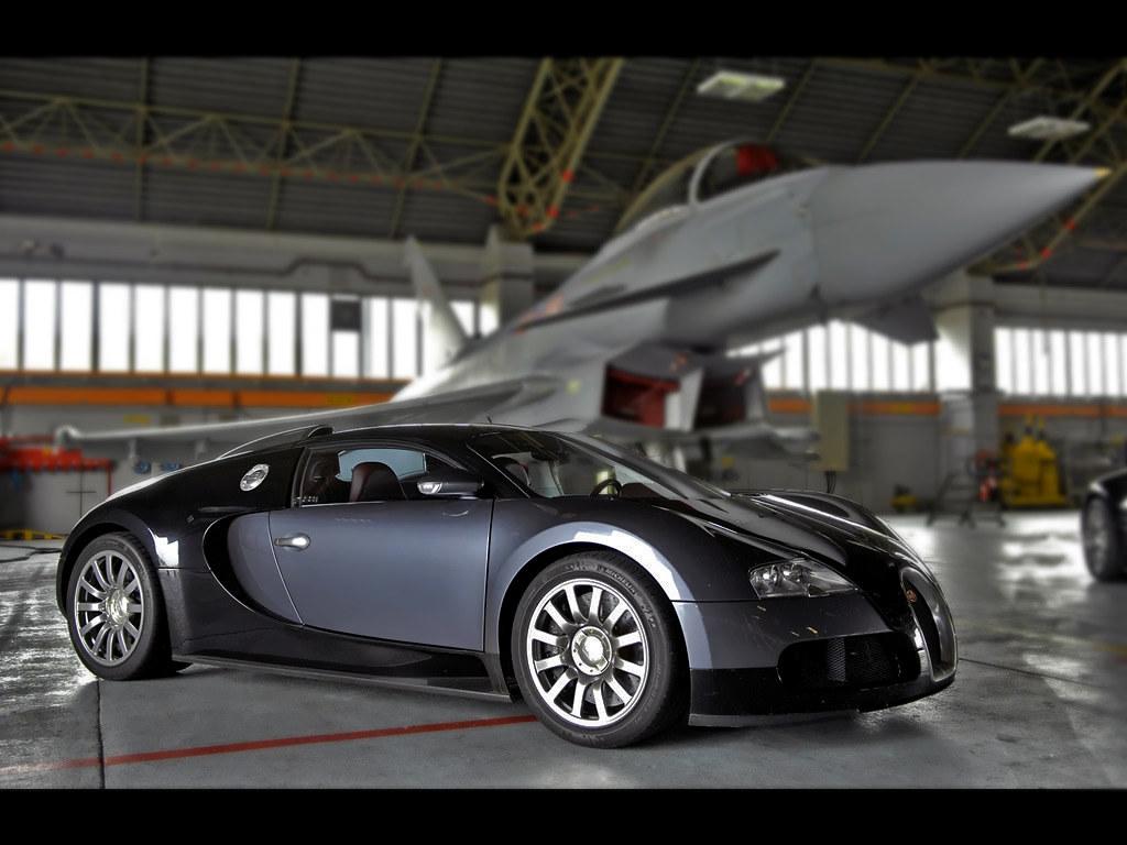 bugatti veyron vs fighter jet dof farzan ahmad flickr. Black Bedroom Furniture Sets. Home Design Ideas