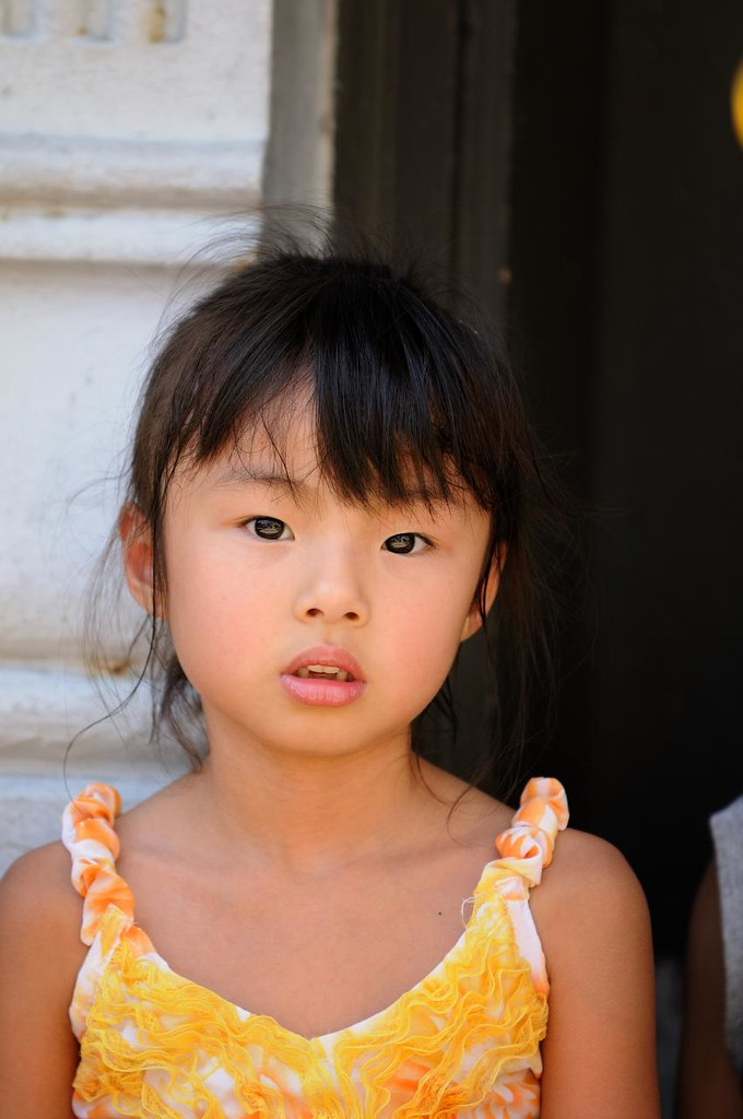 American Asian | Cute, little Chinese girl in Chicagos ...