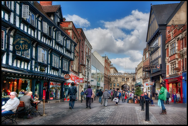High Street Lincoln UK  Flickr  Photo Sharing