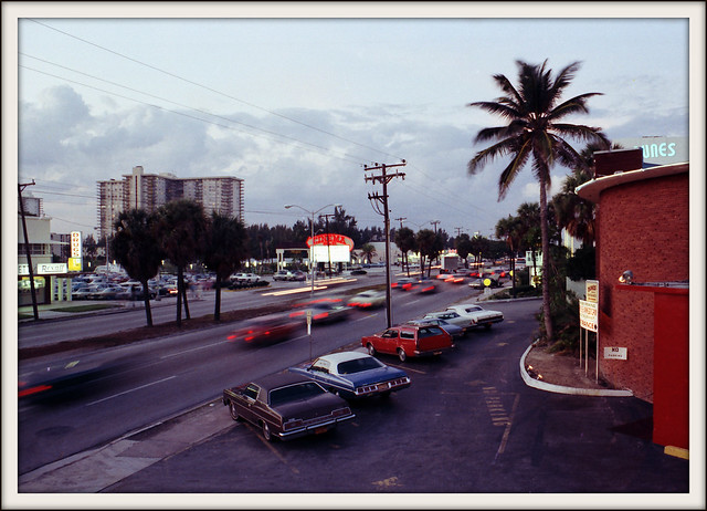 Collins Avenue Miami Beach 1975 The Movie At The Drive Flickr Photo Sharing