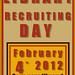 Library Recruiting Day