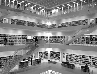 Paradise for Bookworms - New City Library | by Batikart ... O F F !!!