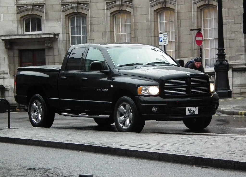 Dodge Ram  Long Bed Length