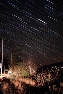 Star Trails At Great Sacandaga Lake, New York, Dec 24-25 2011 | by chuckthewriter
