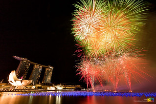 Singapore 2012 - New Year Celebrations | by me_ram