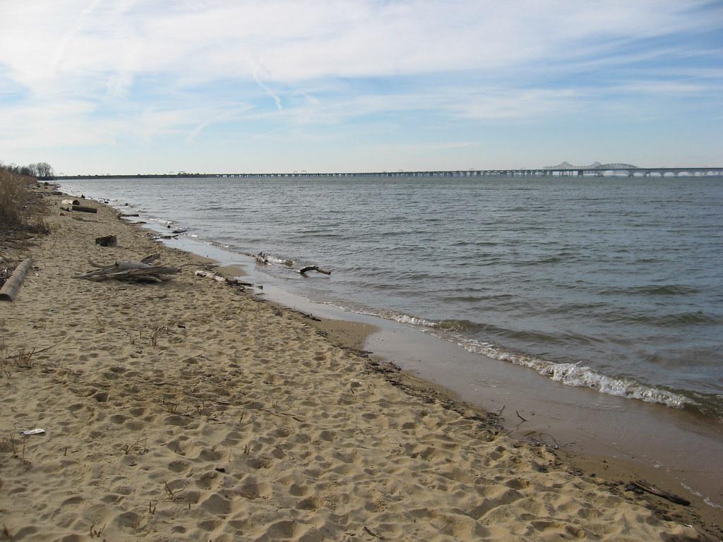 Chesapeake Bay Beach Club Map