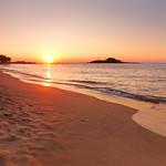 Beruwala Beach Sun Set, Sri Lanka
