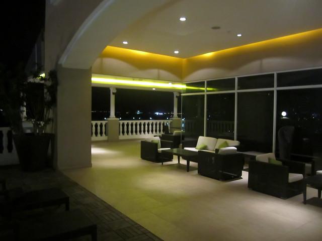 deck at the sensory spa at le meridien panama city panama flickr photo