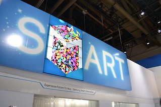 Samsung booth | by International CES