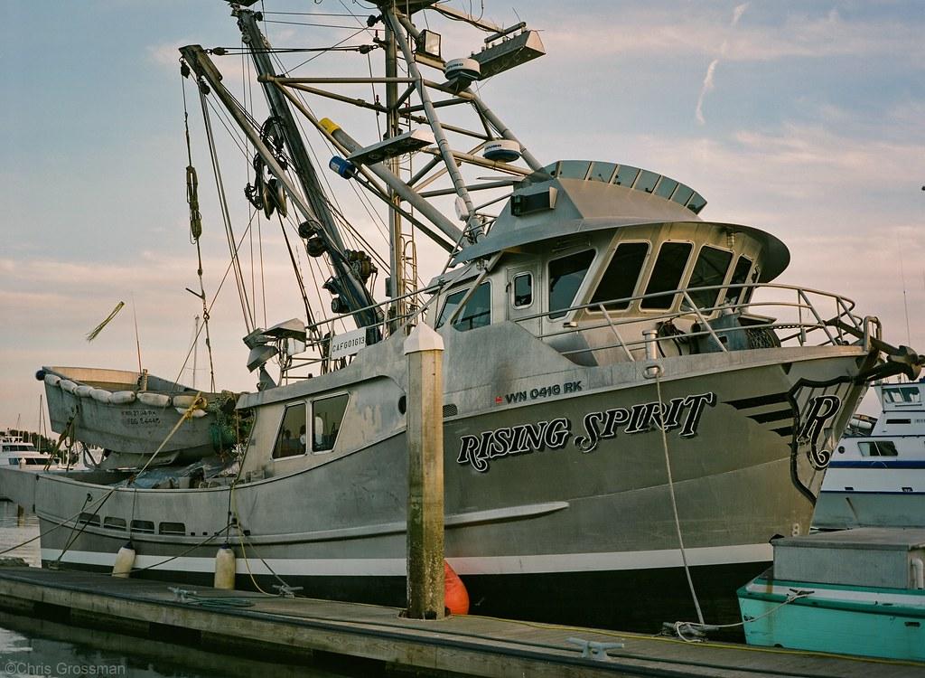 Purse seiner rising spirit ga645zi pro 160s rising for Purse seine fishing