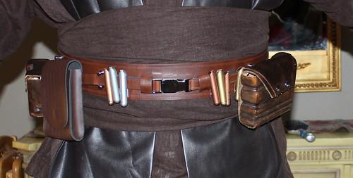 how to make a jedi utility belt