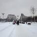 Bucharest under Snow