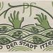 25 Pf, Itzehoe, 1921 (53mm × 103mm)