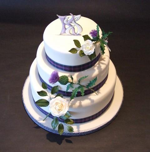 Wedding Cakes Scotland