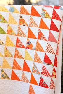 Freebird Half Square Triangles | by amy smart