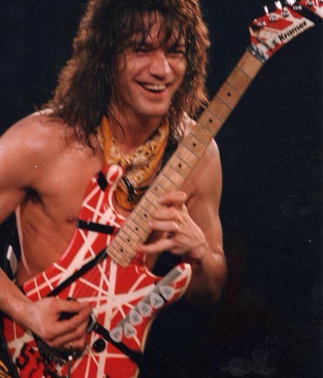 Eddie Van Halen 1984 Eddie Van Halen 1984 | by