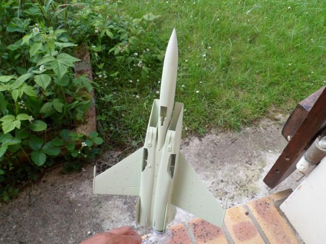 Pas-à-pas : MiG 25 Foxbat [Condor 1/72] - Page 2 26973535000_b238dde605_o