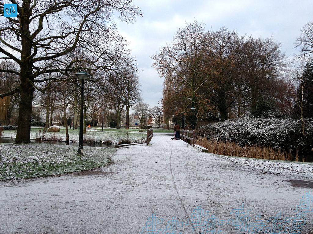 Um pouco do inverno