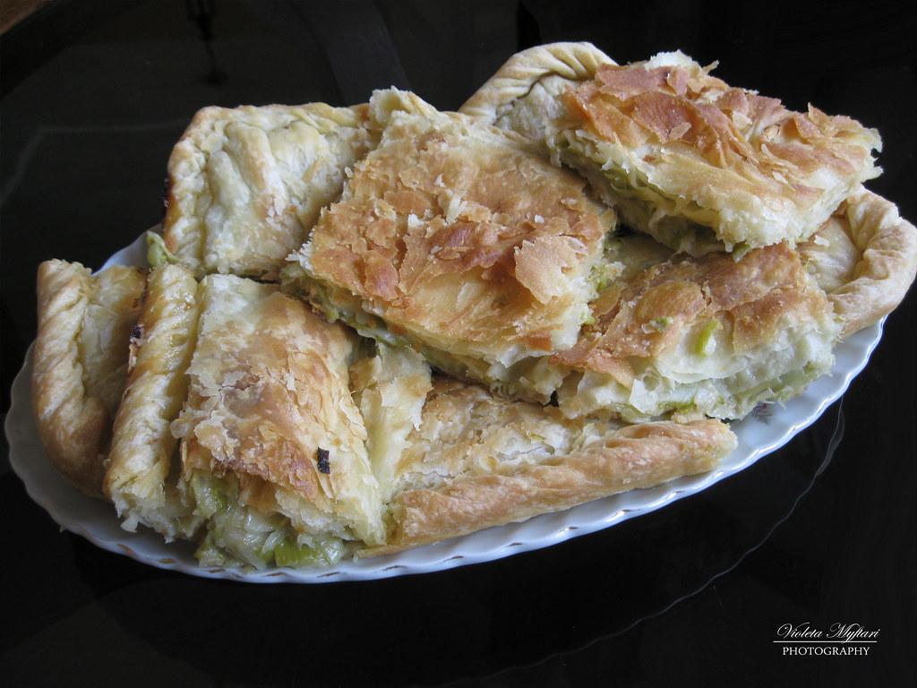 Pite me purri traditional kosovar food viki for Albanian cuisine kuzhina shqiptare photos