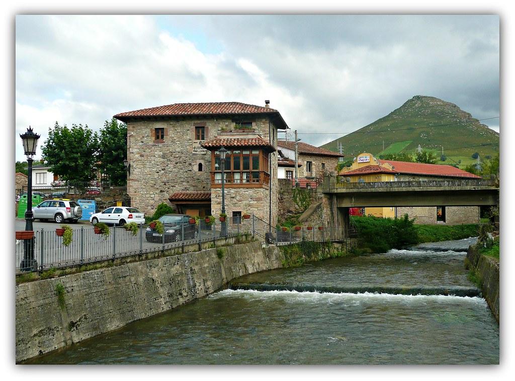 Bárcena de Pie de Concha, Cantabria
